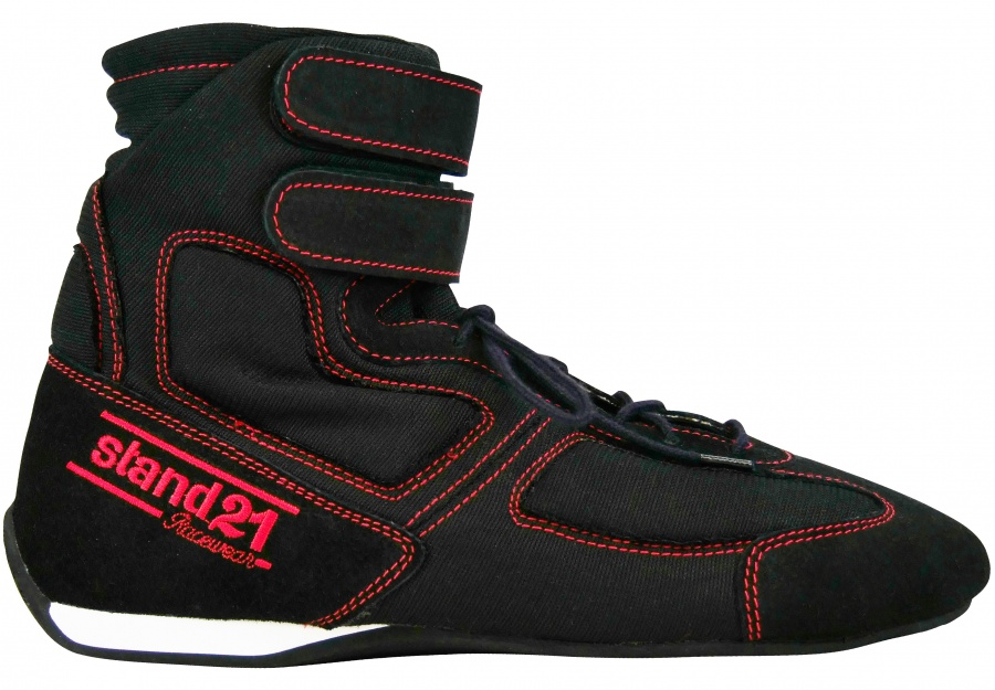 Stock Dragster Evo boot